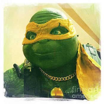 Teenage Mutant Ninja Turtle by Nina Prommer
