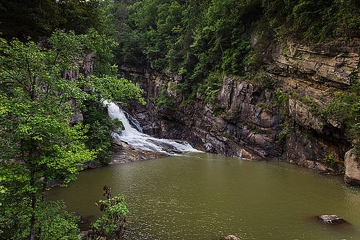 Tallulah Gorge Falls by Sean Allen