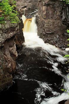 Temperance River Falls I by Amanda Kiplinger