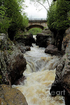 Temperance River Falls in Motion by Natural Focal Point Photography
