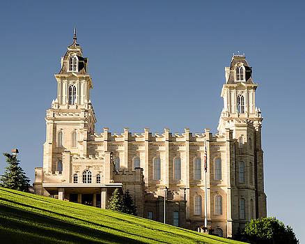 Temple by Carl Nielsen