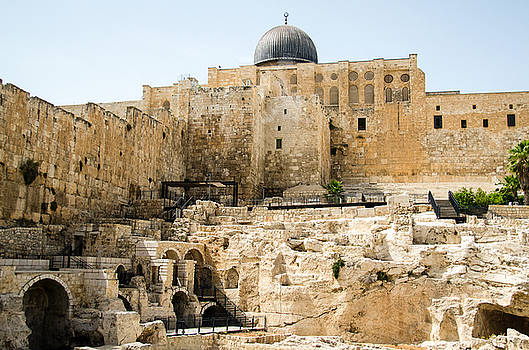 Temple Mount by Leesa Toliver