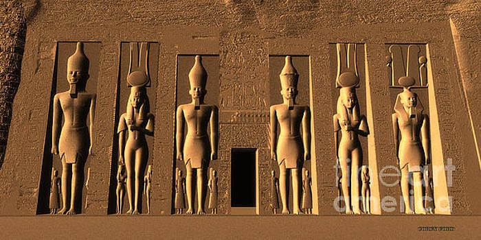 Corey Ford - Temple of Nefertari