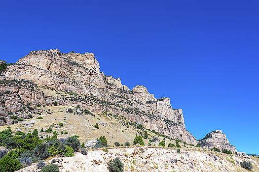 Ten Sleep Canyon in Wyoming by Jess Kraft