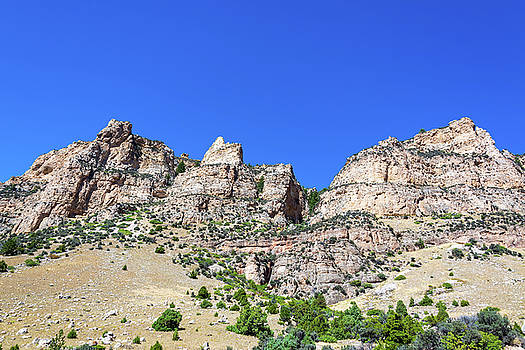 Ten Sleep Canyon View by Jess Kraft