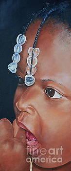 Teniya by Gwendolyn Frazier