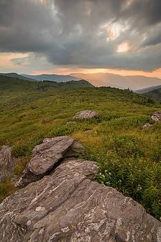 Tennent Mountain 2 by Derek Thornton