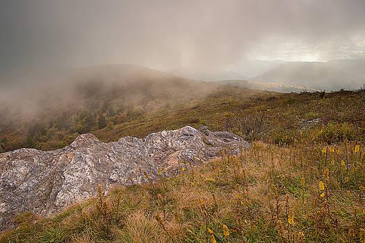 Tennent Mountain by Derek Thornton