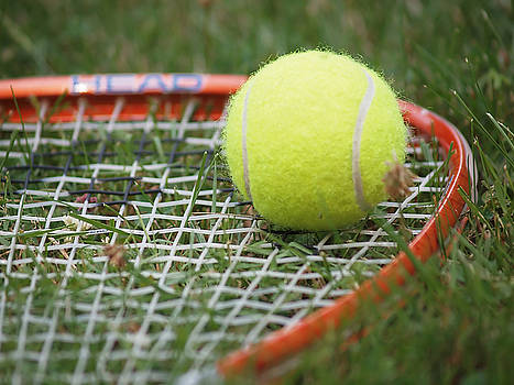 Tennis by Valerie Morrison