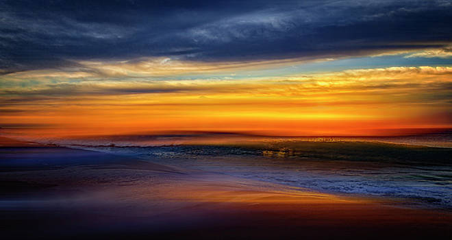 Tequila Sunrise by Paul Bartell