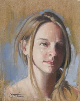 Teresa 3 by Todd Baxter