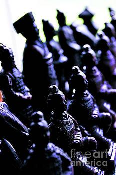 Terracotta Army II by Al Bourassa