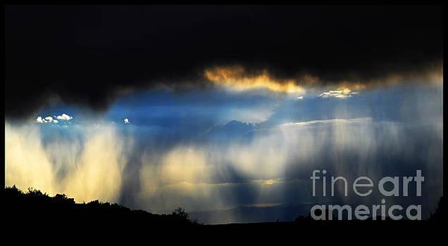 Tesuque Weather Vistas by Susanne Still