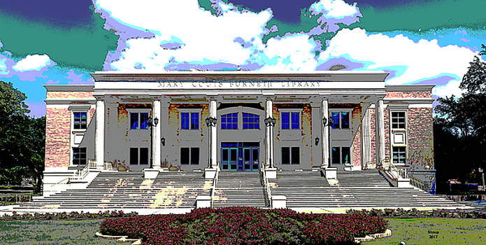 Texas Christian Universtiy by Charles Shoup