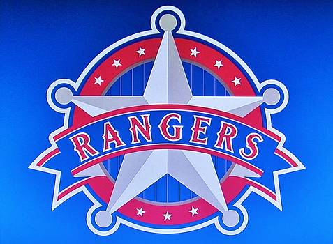 Texas Rangers by Donna Wilson