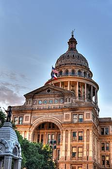 Texas State Capital by Tracey Bautista