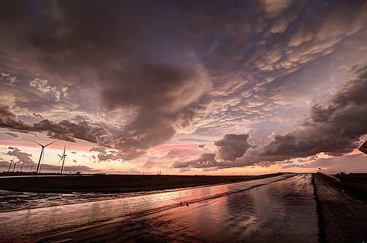 Texas Sunset by Zach Roberts