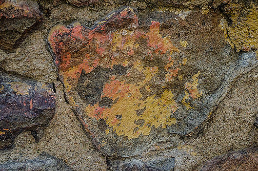 Textured Stone by Sharon Wunder Photography