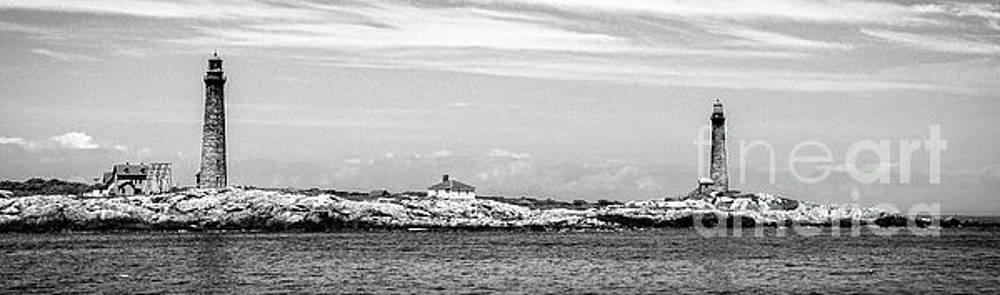 Thacher Island by Charles Dobbs