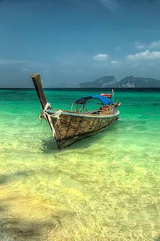 Adrian Evans - Thai Longboat