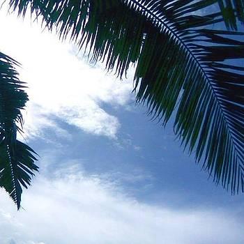 Thailand Sky  Ko Samui #thailand by Eman Allam