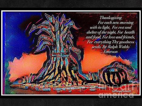ThanksgivingBlessing by MaryLee Parker