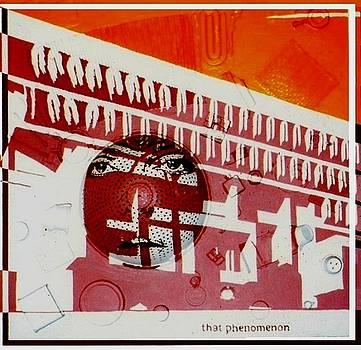 That Phenomenon  City Hall by Gabe Art Inc