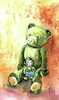 Miki De Goodaboom - The 1930s Bear From Preston Museum