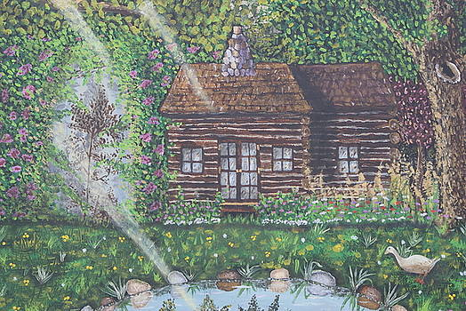The 3 Bears House by William Ohanlan