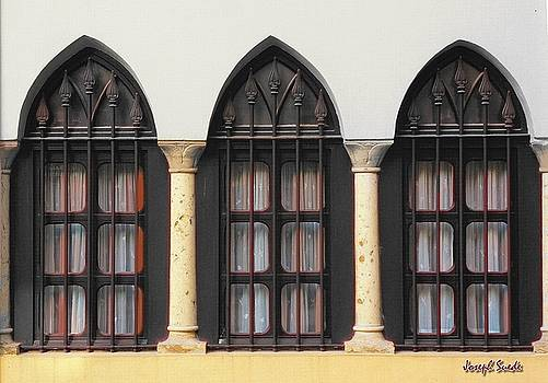 The 3 windows by Digital Oil