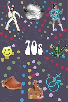 The 70's by Michael Chatman