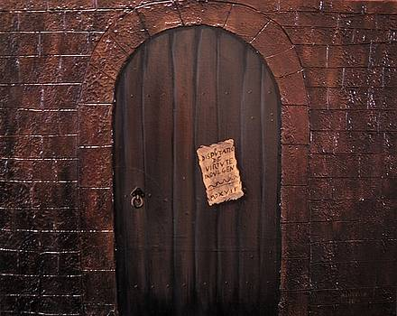 The 95 Theses by Edwin Alverio