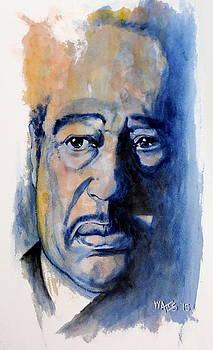 The A Train - Duke Ellington by William Walts