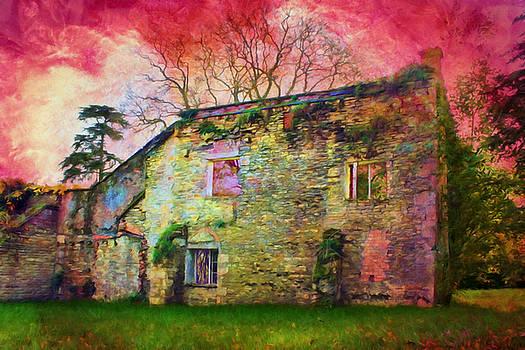 The Abandoned House. by ShabbyChic fine art Photography