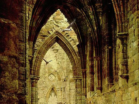 The Abbey by Margaret Hormann Bfa
