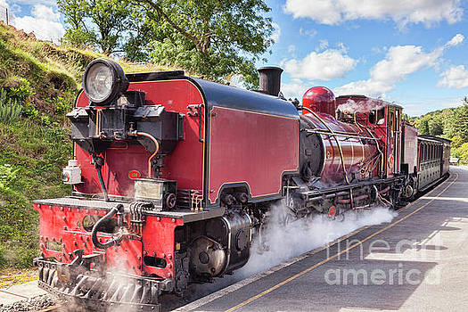The Age of Steam by Colin and Linda McKie