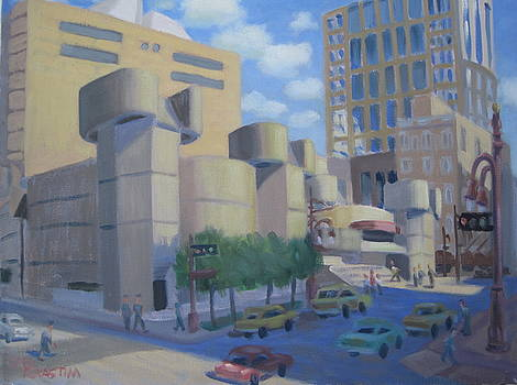The Alley Theater from the AngelicaTheater by Texas Tim Webb
