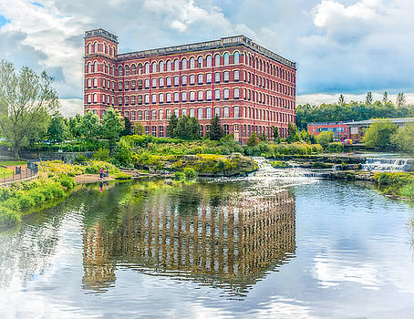 The Anchor Cotton Mill Paisley by Tylie Duff