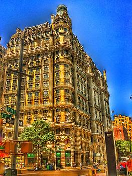 The Ansonia by Wade Binford