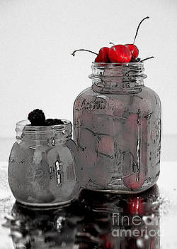 The Art of Cherries and Berries by Sherry Hallemeier