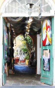 The Art of New Orleans by Barbara Chichester