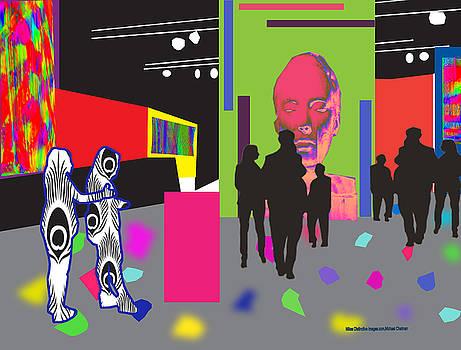 The Art Show by Michael Chatman