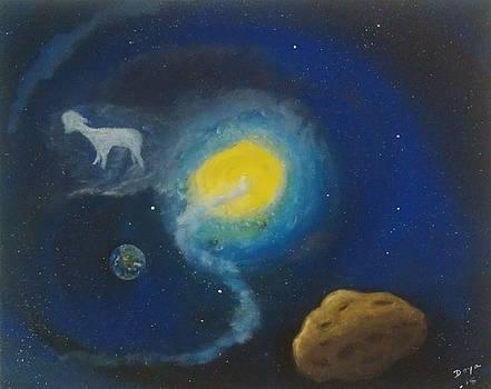 The Asteroid by Deyanira Harris