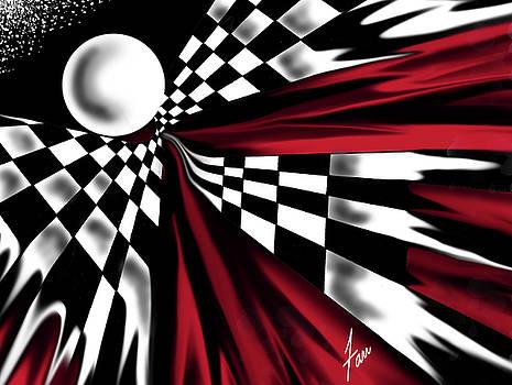 The Atrium Vortex by Steve Farr
