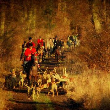 The Autumn Hunt by ShabbyChic fine art Photography