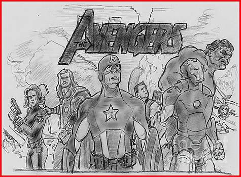 Chris  DelVecchio - The Avengers