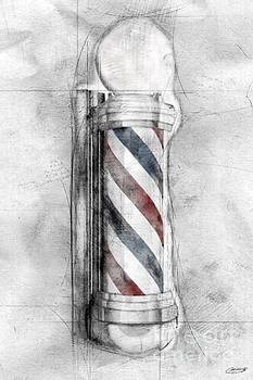 The Barber Pole  by Chuck Styles
