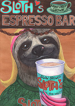 The Barista by Catherine G McElroy