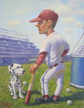 The Batter and His Coach by Texas Tim Webb