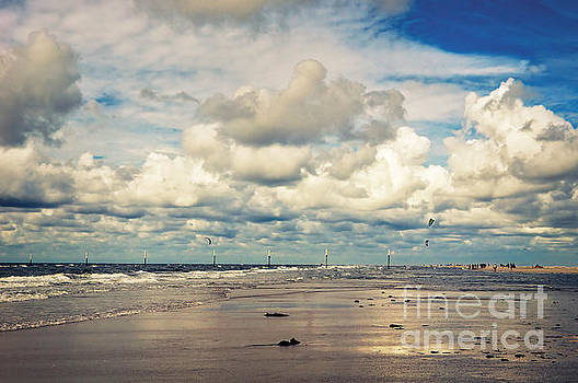 The Beach by Angela Doelling AD DESIGN Photo and PhotoArt